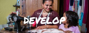 Together We Develop_sewing