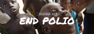 Together We End Polio_vaccine Ivory Coast