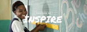 Together We Inspire_teacher at chalkboard